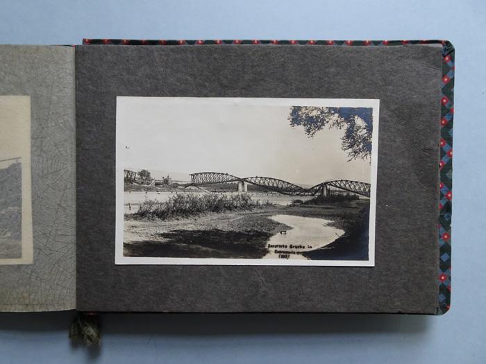 Photo albums in the Transylvania Institute's photo archive.